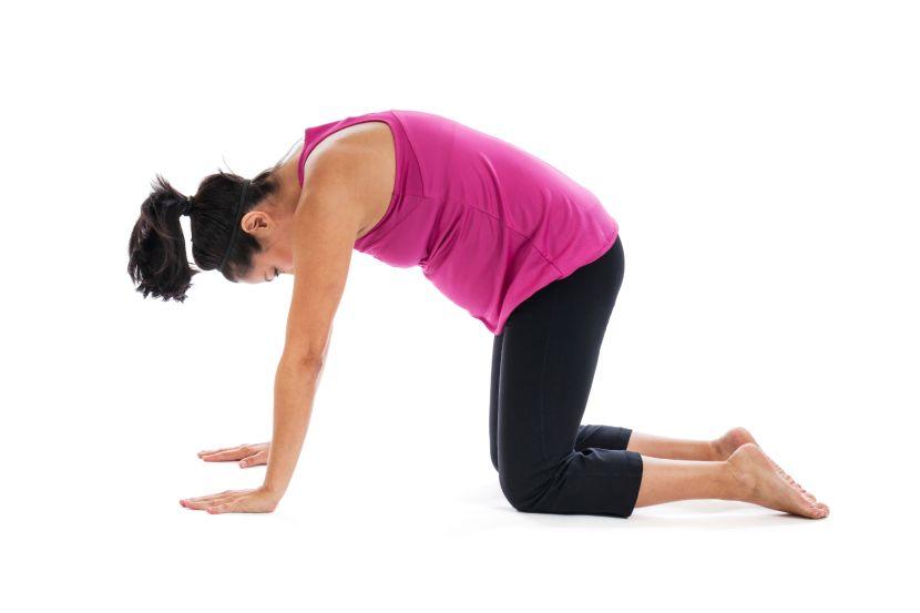 Rückenschmerzen in der Schwangerschaft • Ursachen, Übungen, Arzt ...