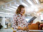 Arbeiten in der Schwangerschaft: Darauf sollten Sie achten