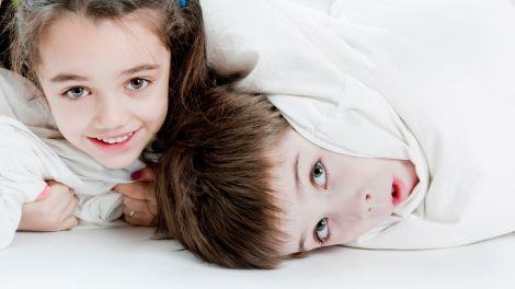 Kindliche Sexualität: Mit Neugier auf Entdeckungstour