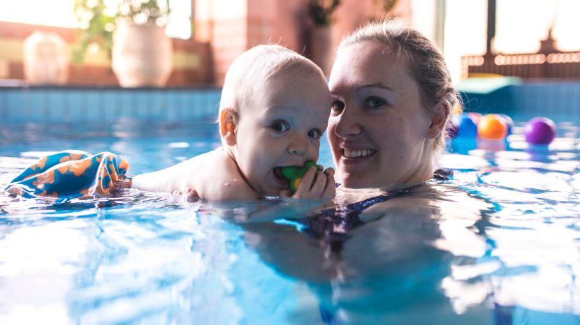 Babykurse: Spaß für Eltern und Kind