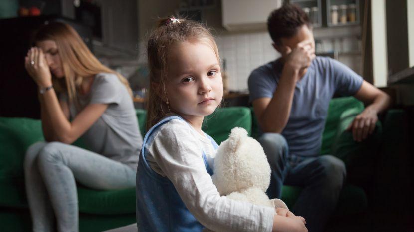 Sorgerecht für Kinder bei Trennung der Eltern