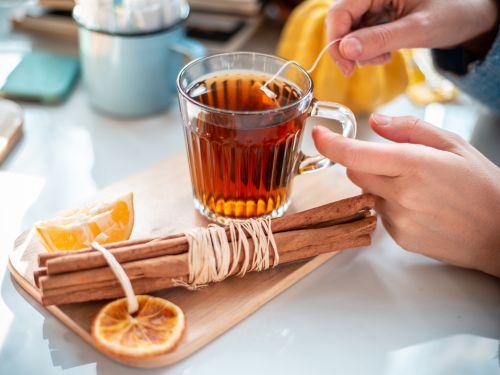 Wehenfördernder Tee