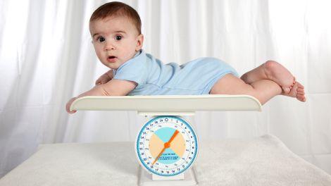 Vorsorge-Untersuchungen für Babys und Kinder