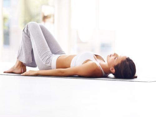 Übung fürs Wohlbefinden