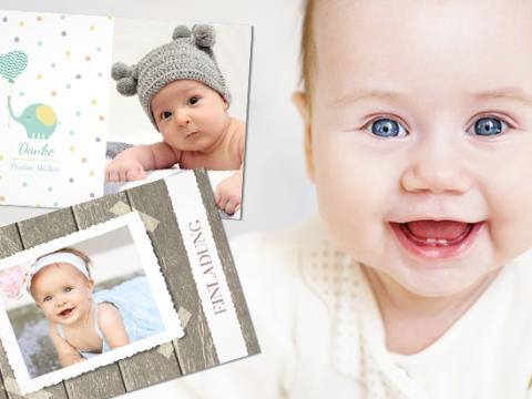 Babykarten einfach selbst gestalten