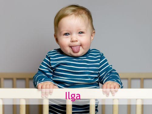 Ilga: nordischer Mädchenname aus Lettland