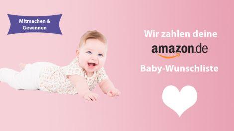 Wir Erfüllen Dir Deine Wünsche Und Zahlen Deine Baby Wunschliste
